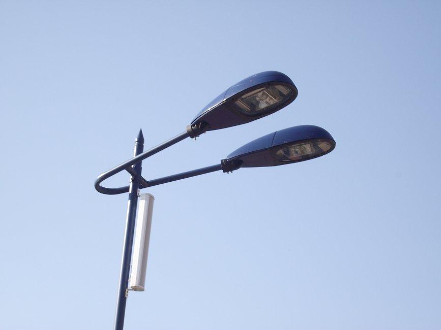 Claude Streetlight Double - CE Lighting