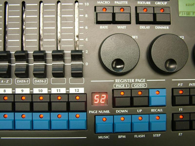 DMX RGB Digi 1024 Controller