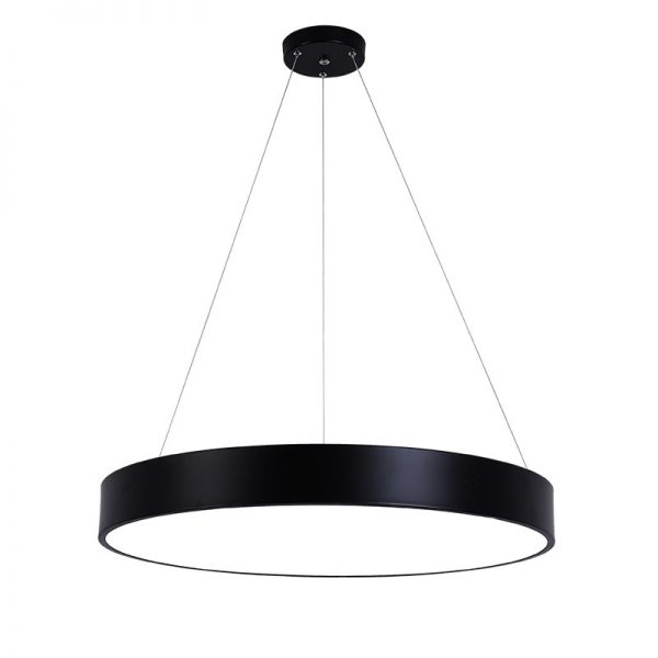 Round LED Panel Pendant Light 1